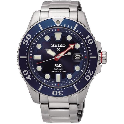 cc667043 Seiko sne435p1 Padi solar Diver´s 200. €355,00. Reloj Seiko sne435p1 Padi  Prospex colección Mar hombre ...
